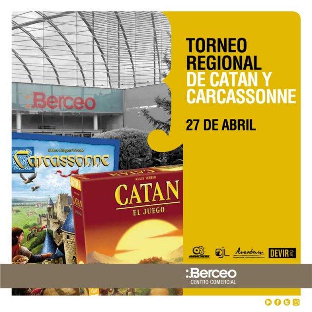 Torneo de catan en Berceo