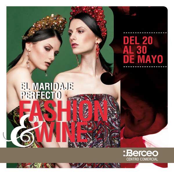 Fashion&wine en Berceo