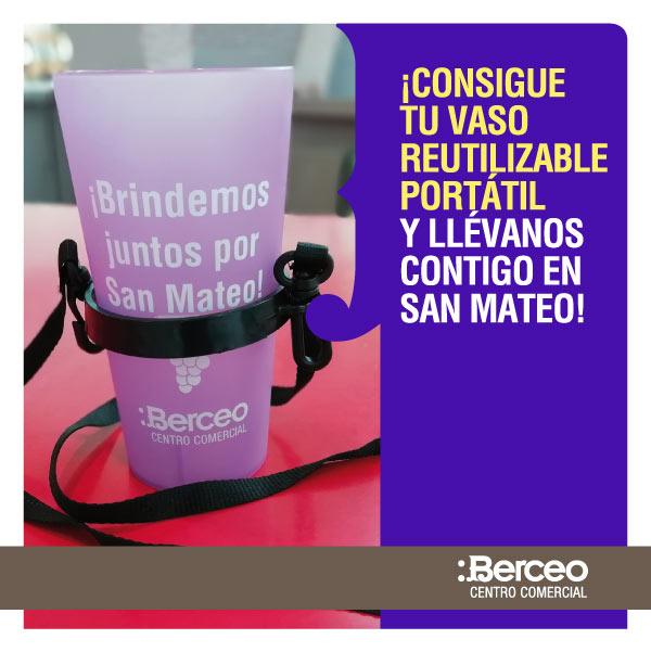Brindemos por San Mateo en Berceo