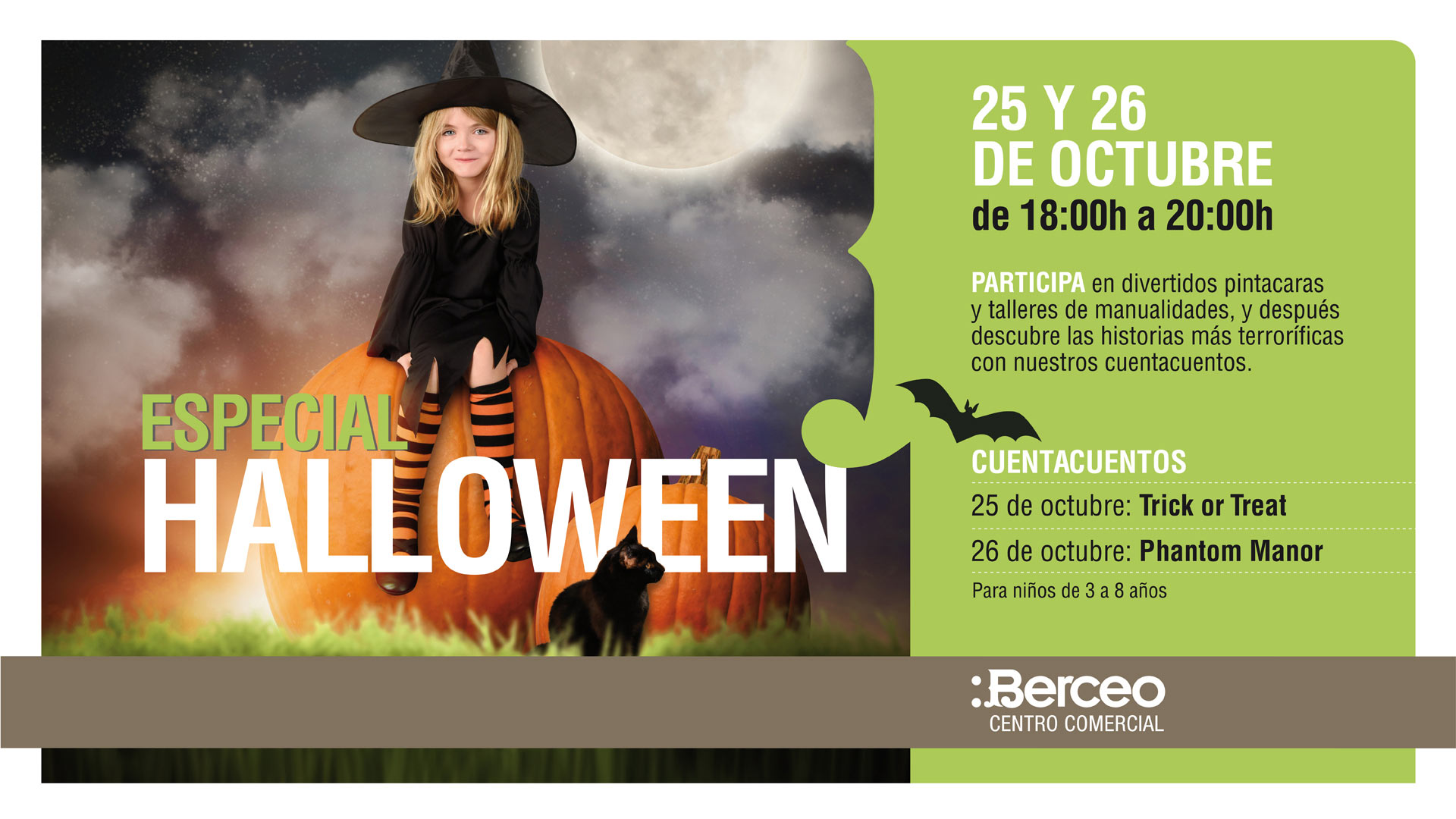 Especial Halloween en Berceo