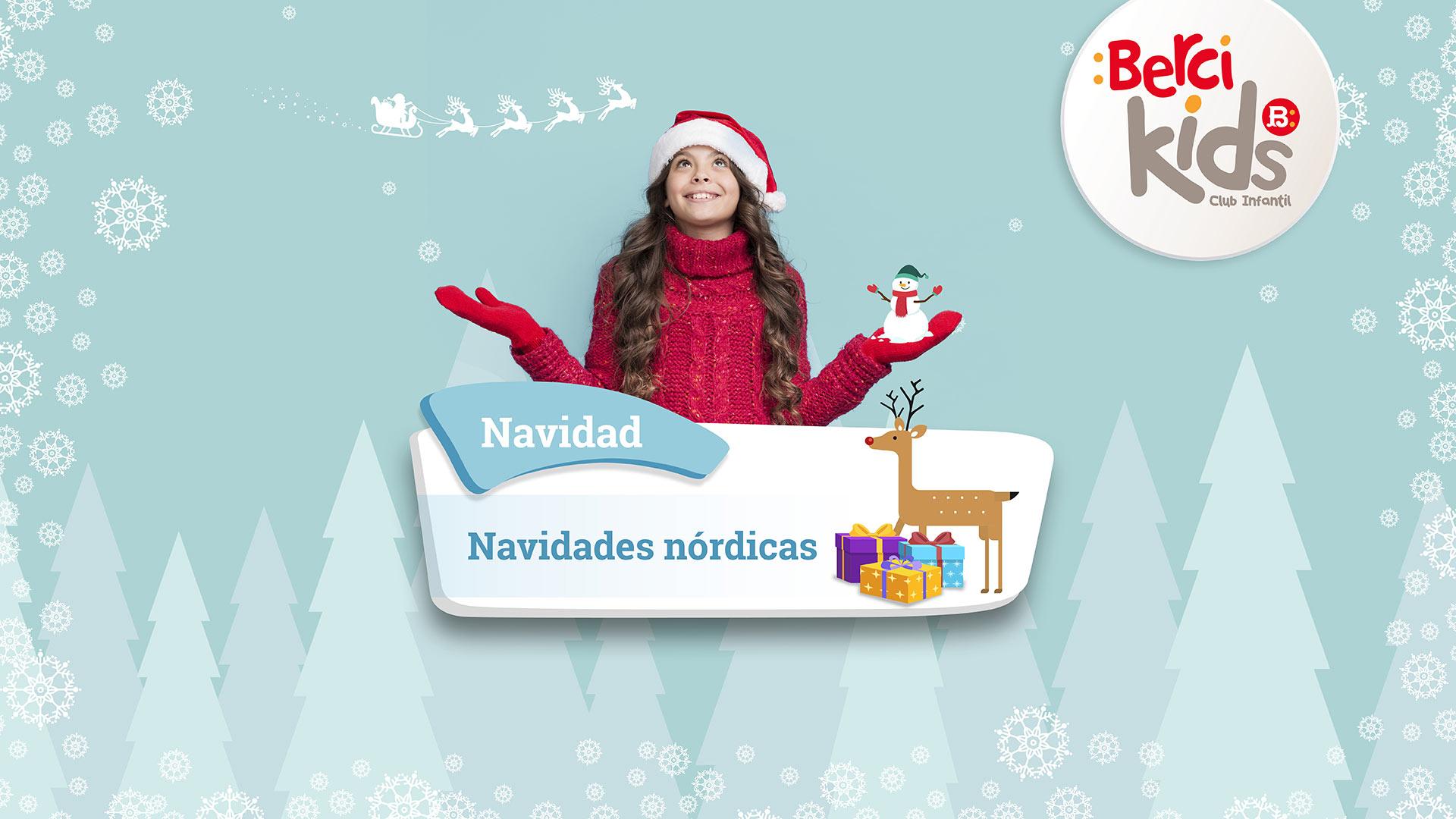 Berci Kids de Diciembre en Berceo