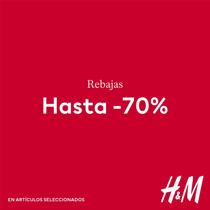 Rebajas H&M